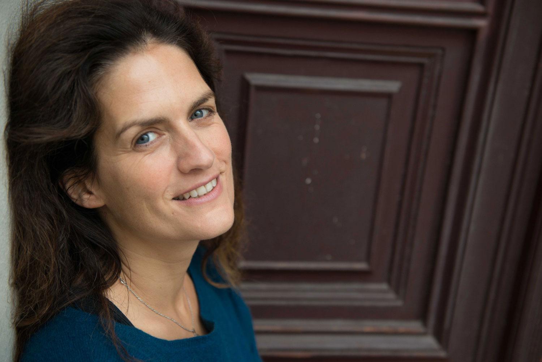Portrait der Autorin für Drehbuch Katja Zimmermann